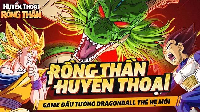 Rồng Thần Huyền Thoại Mobile – Game chuẩn nguyên tác Dragon Ball chuẩn bị cập bến Việt Nam