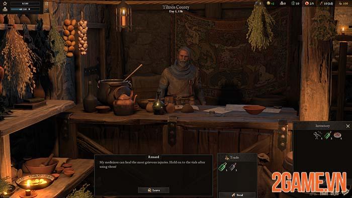 Wartales - Tự mình viết nên hành trình huyền thoại chinh phục thế giới 3