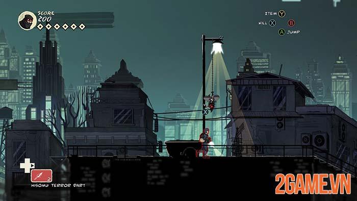 Mark of the Ninja - Trải nghiệm làm sát thủ thông qua lối chơi cổ điển 2