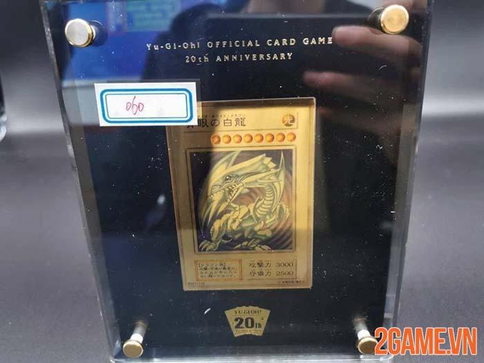 Rồng Trắng Mắt Xanh trong game Yugi-Oh được đấu giá đến 13 triệu USD 0