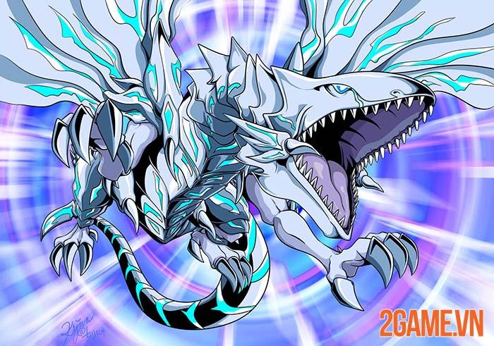 Rồng Trắng Mắt Xanh trong game Yugi-Oh được đấu giá đến 13 triệu USD 3