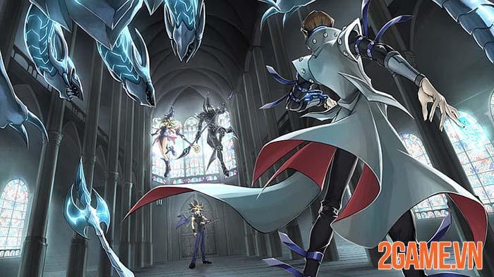 Rồng Trắng Mắt Xanh trong game Yugi-Oh được đấu giá đến 13 triệu USD 2