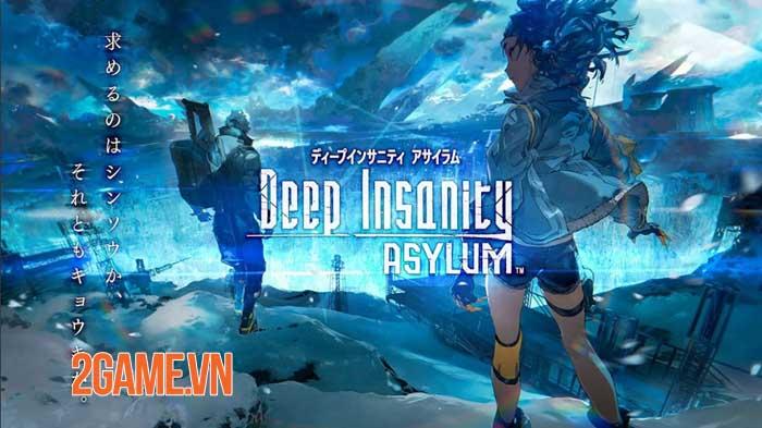 Deep Insanity ASYLUM - Cuộc đấu tranh chống lại Hội chứng ngủ sâu Randolph 0