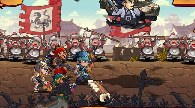 Đột Kích 3Q – Game bắn súng Tam Quốc giống Rambo Lùn