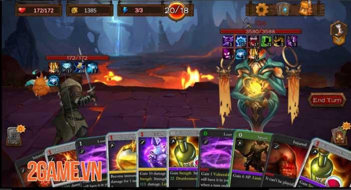 Ellrland Tales: Deck Heroes - Game thẻ bài Roguelike với tính năng CCG và DBG 6
