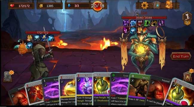 Ellrland Tales: Deck Heroes – Game thẻ bài Roguelike với tính năng CCG và DBG