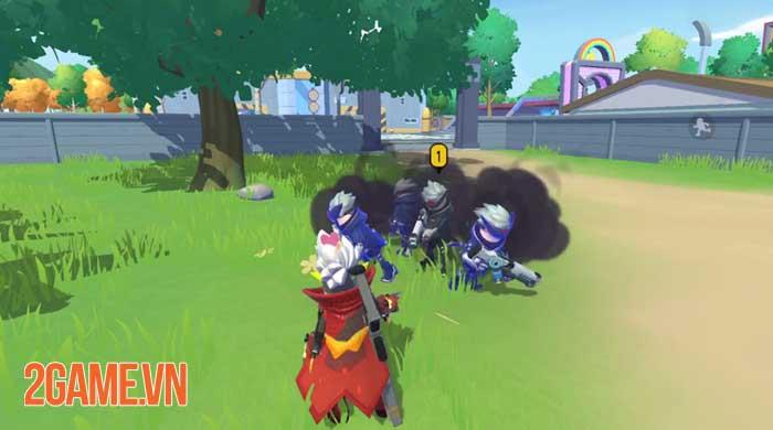 Sausage Man - Khi cây xúc xích trở thành nhân vật chính trong game battle royale 1