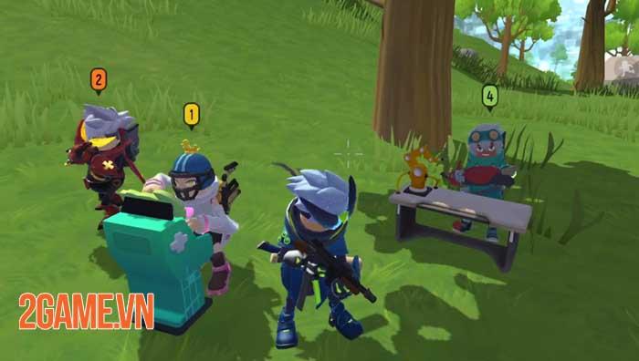Sausage Man - Khi cây xúc xích trở thành nhân vật chính trong game battle royale 2