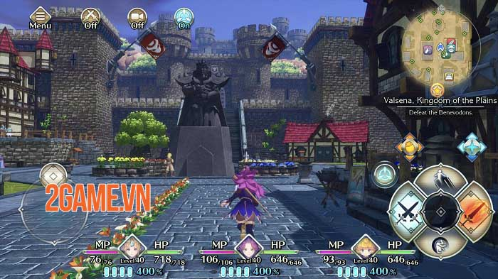 Trials of Mana - Câu chuyện bên lề đầy bất ngờ cho series Final Fantasy 3