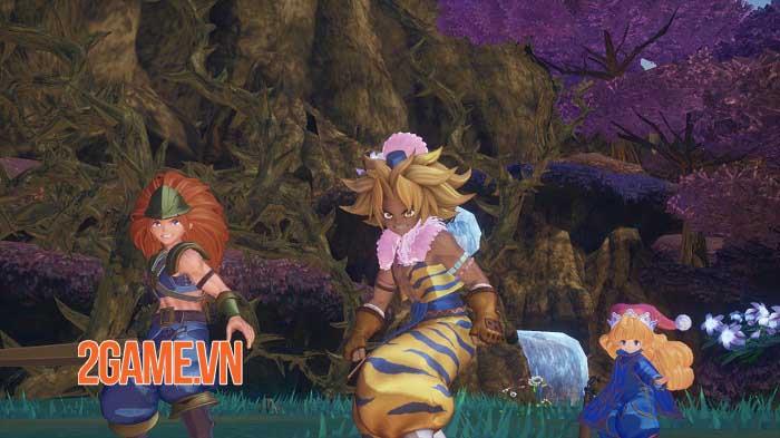 Trials of Mana - Câu chuyện bên lề đầy bất ngờ cho series Final Fantasy 4