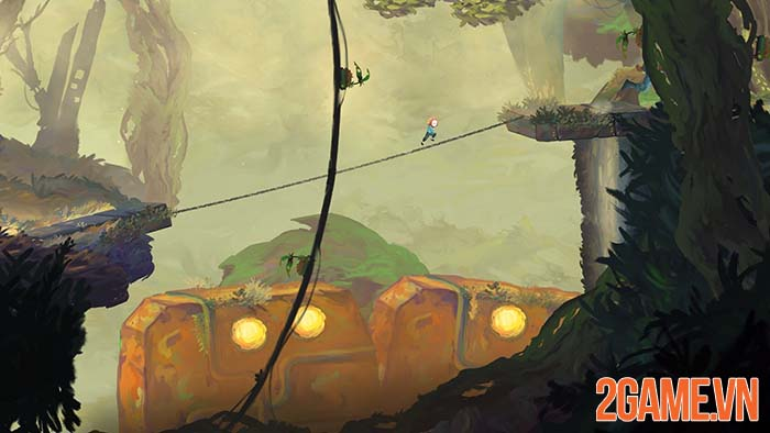 Out of Line - Game phiêu lưu giải đố với phong cách đồ họa ấn tượng 3