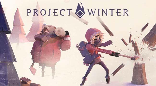 Project Winter – Game sinh tồn kết hợp lối chơi lươn lẹo của Among Us