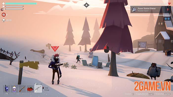 Project Winter - Game sinh tồn kết hợp lối chơi lươn lẹo của Among Us 1