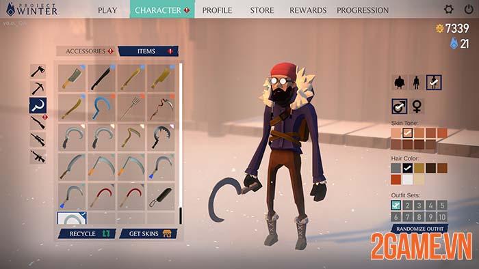Project Winter - Game sinh tồn kết hợp lối chơi lươn lẹo của Among Us 3