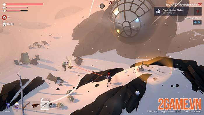 Project Winter - Game sinh tồn kết hợp lối chơi lươn lẹo của Among Us 2