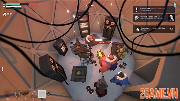 Project Winter - Game sinh tồn kết hợp lối chơi lươn lẹo của Among Us 4