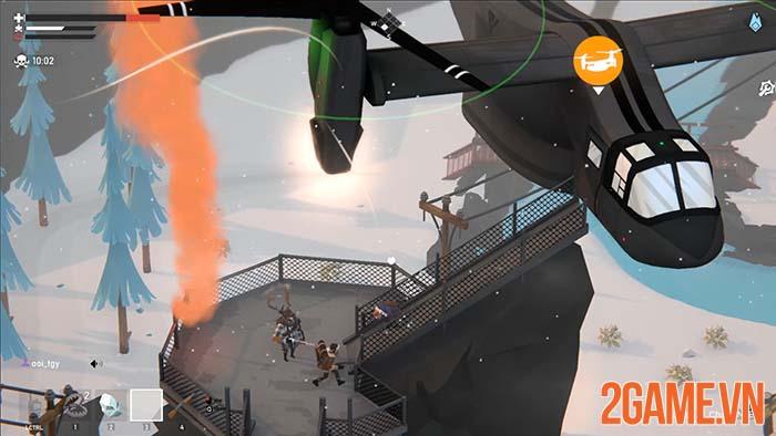 Project Winter - Game sinh tồn kết hợp lối chơi lươn lẹo của Among Us 5