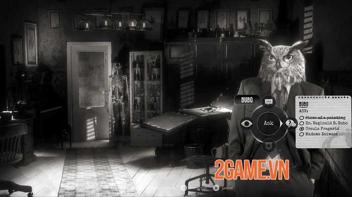 Chicken Police - Game trinh thám lấy cảm hứng từ phim noir kinh điển 5