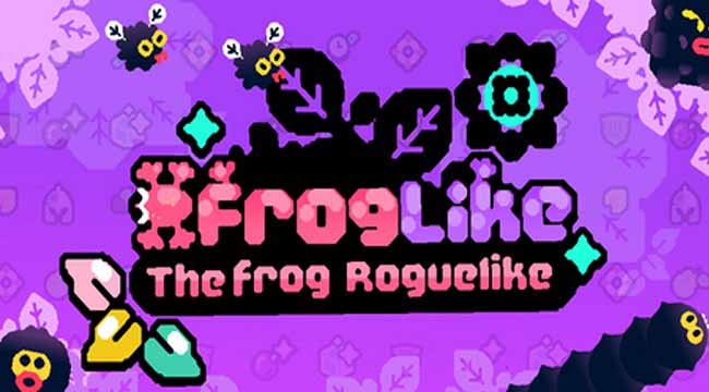 Froglike: The Frog Roguelike – Hành trình giải cứu thế giới của chú ếch bé nhỏ