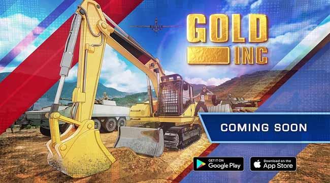 Gold Inc – Game chiến thuật thời gian thực có tác động đến kinh tế