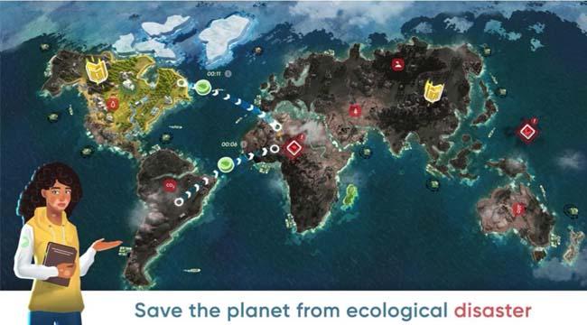 Save the Earth – Tựa game đầy ý nghĩa để suy ngẫm trong mùa cách ly