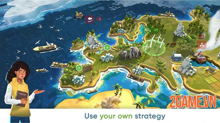 Save the Earth - Tựa game đầy ý nghĩa để suy ngẫm trong mùa cách ly 1