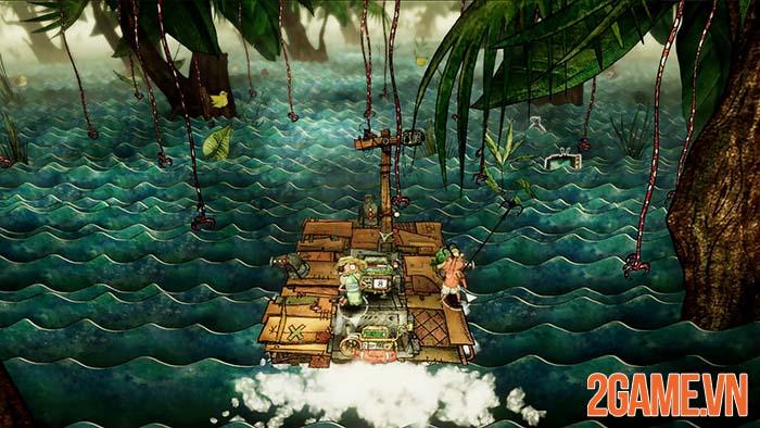 Trash Sailor - Game sinh tồn lênh đênh trong biển rác cùng đồng bọn 0