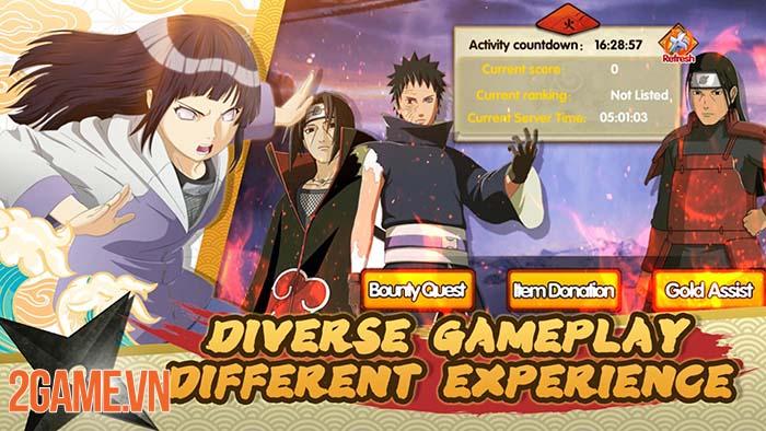 Ultimate Fight: Survival - Giải trí nhẹ nhàng cùng thế giới Naruto thu nhỏ 3
