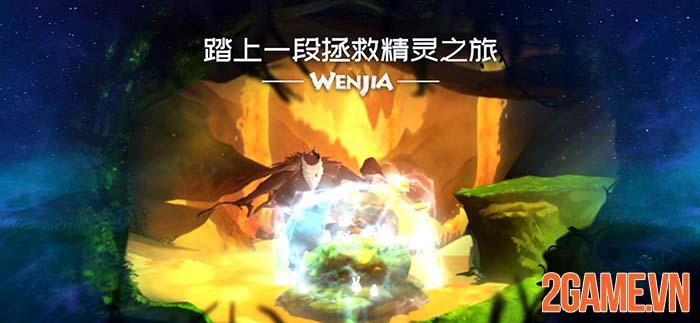 Wenjia - Cuộc phiêu lưu giải cứu thế giới trong lốt
