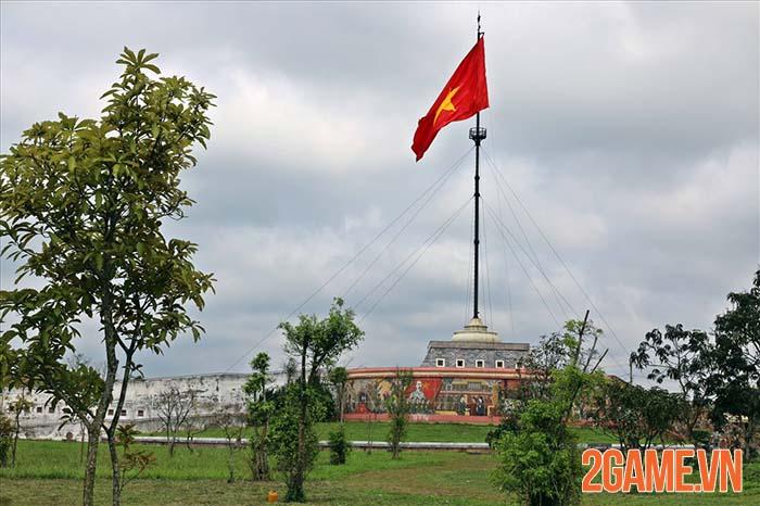 Cột cờ Hiền Lương và sự kỳ vọng bản lĩnh tinh thần Việt trong 300475 3
