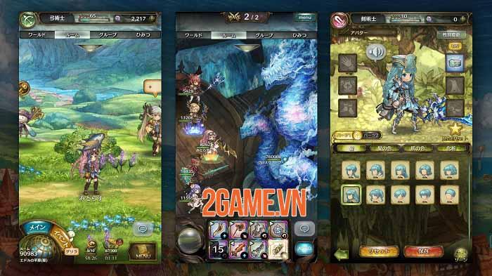 Game nhập vai giả tưởng Mitrasphere chính thức có mặt trên mobile 0