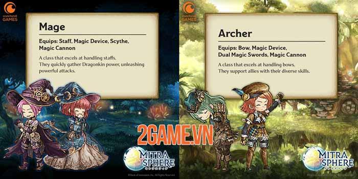 Game nhập vai giả tưởng Mitrasphere chính thức có mặt trên mobile 4