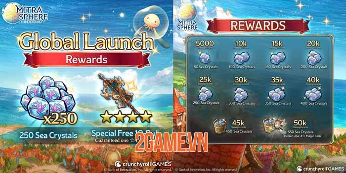 Game nhập vai giả tưởng Mitrasphere chính thức có mặt trên mobile 2