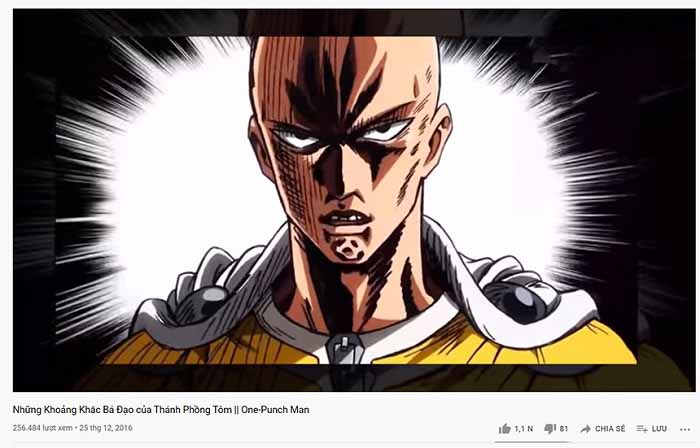 Những kiểu anh hùng trong One Punch Man: The Strongest 0