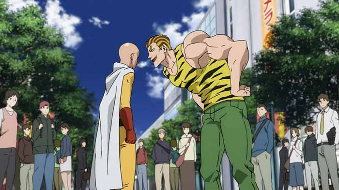 Những kiểu anh hùng trong One Punch Man: The Strongest 2