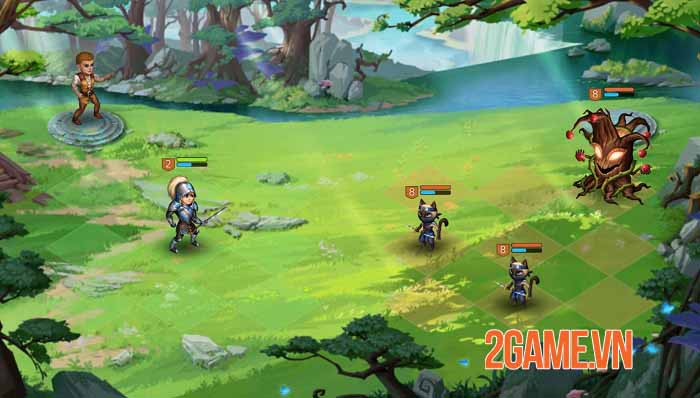 Shop Heroes Legends - Đắm mình trong game nhập vai Simulation Tycoon hoàn toàn khác 3