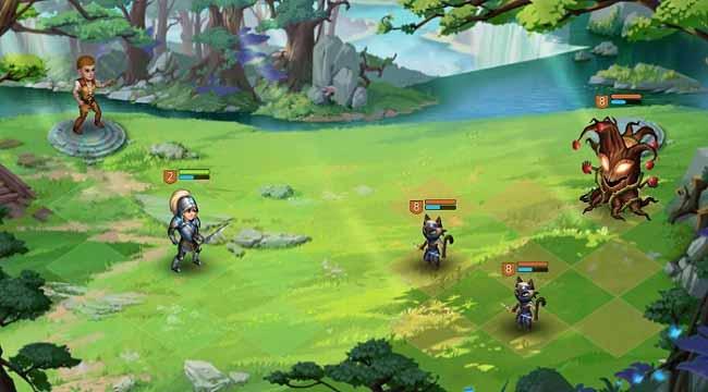 Shop Heroes Legends – Đắm mình trong game nhập vai Simulation Tycoon hoàn toàn khác