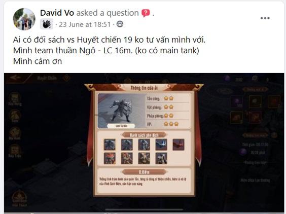 Tân OMG3Q VNG: Huyết Chiến – Tính năng Thủ Thành độc đáo trong dòng game đấu tướng chiến thuật 2