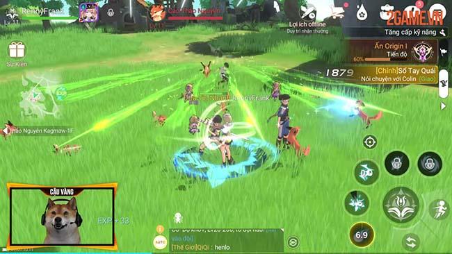 Trải nghiệm The Legend of Neverland – Game thế giới mở hỗ trợ Tiếng Việt, Đồ họa đỉnh cao bao nhẹ