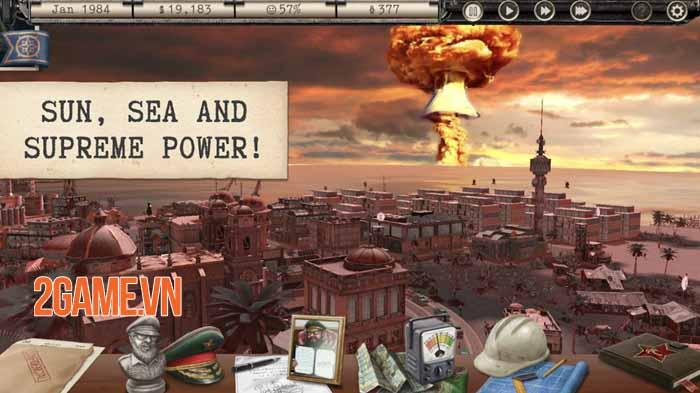 Tropico phát hành phiên bản miễn phí mới có tên là Tropico: The People's Demo 0