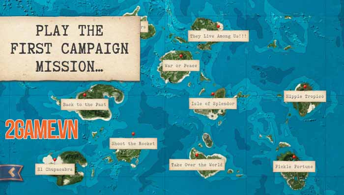 Tropico phát hành phiên bản miễn phí mới có tên là Tropico: The People's Demo 1