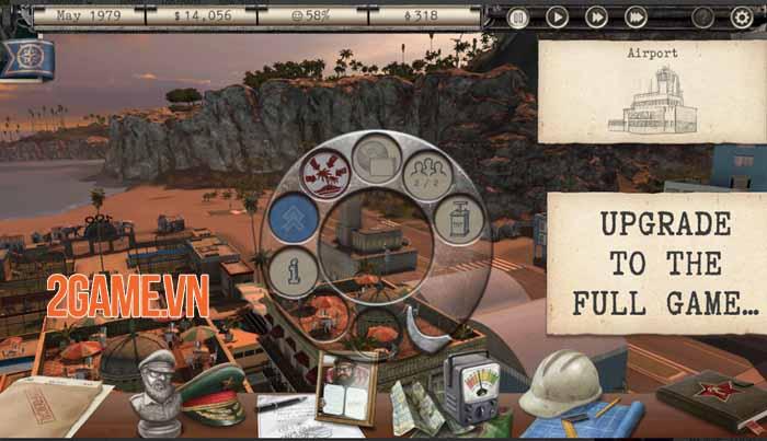 Tropico phát hành phiên bản miễn phí mới có tên là Tropico: The People's Demo 5