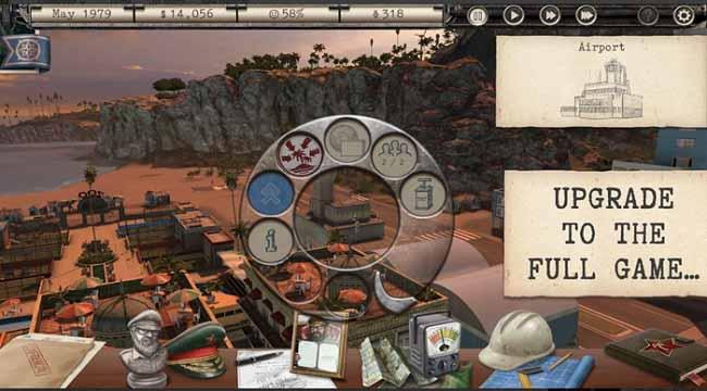 Tropico phát hành phiên bản miễn phí mới có tên là Tropico: The People's Demo