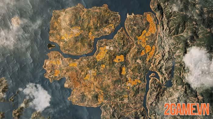 Hé lộ bản đồ mới Taego PUBG bắt đầu trông như Call of Duty Warzone 0