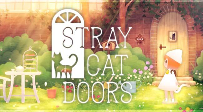 """Stray Cat Doors – Khi """"hoàng thượng"""" thêm màu sắc vào cuộc đời của bạn"""