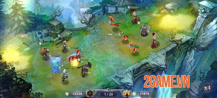 Ace Defender: War of Dragon Slayer - Game phòng thủ tháp độc đáo năm 2021 4