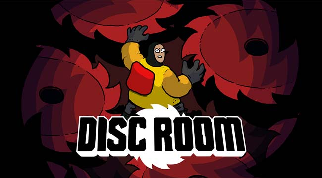 Disc Room – Trải nghiệm hệ thống cạm bẫy tử thần như Jigg Saw