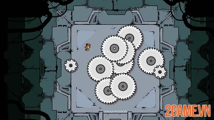 Disc Room - Trải nghiệm hệ thống cạm bẫy tử thần như Jigg Saw 2