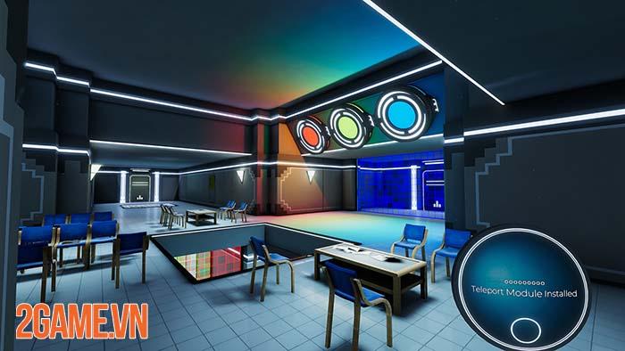 Epic Games tiếp tục tặng miễn phí game hack não The Spectrum Retreat 3