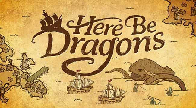 Here Be Dragons – Game săn quái vật đánh theo lượt giúp Columbus khám phá thế giới mới